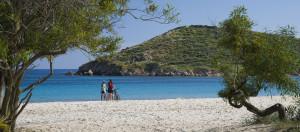 Tuerredda beach in Sardinia