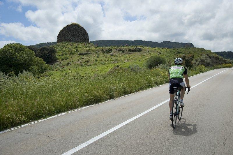 Sardinia Grand Tour cycling itinerary