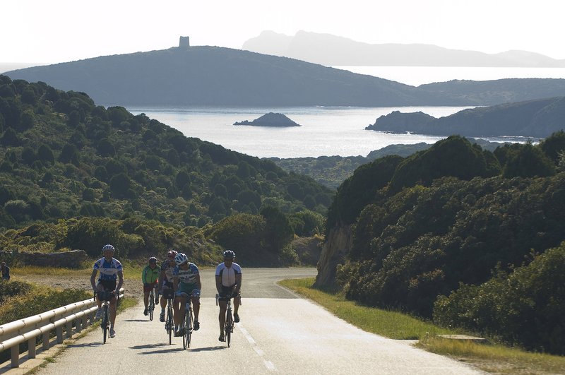 Bike in Sardinia