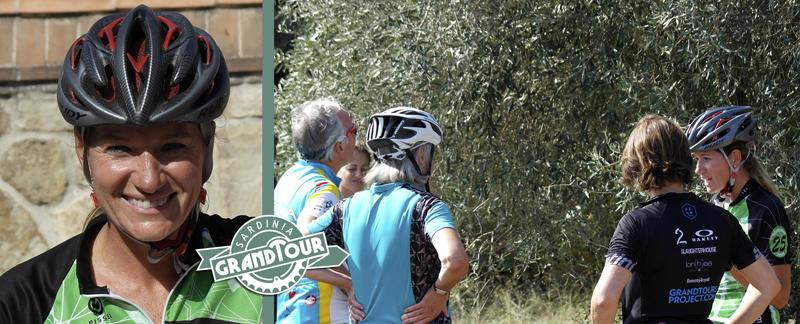 Cristina Manca Cycling Guide