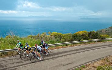 Sardinia bike journey