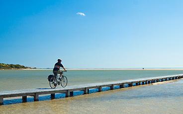 Chia by bike