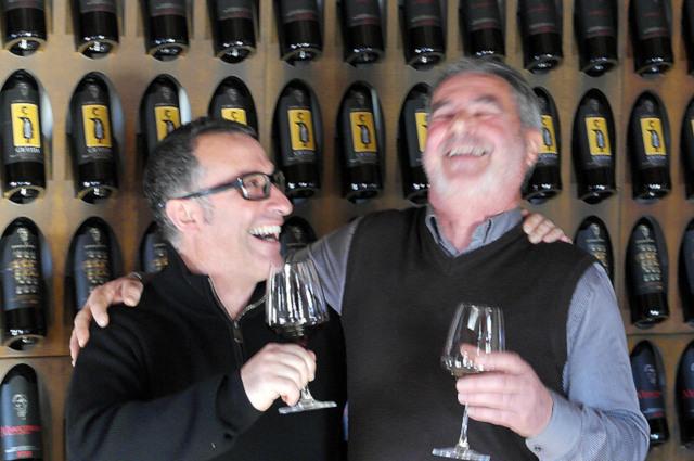 Cannonau wine in Sardinia