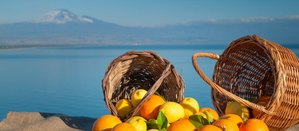 Sicily: citrus fruits