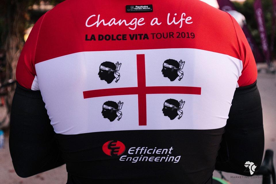 Sardinia Cycling Jersey